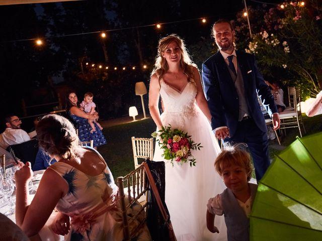La boda de José Ignacio y Elena en Alfajarin, Zaragoza 42