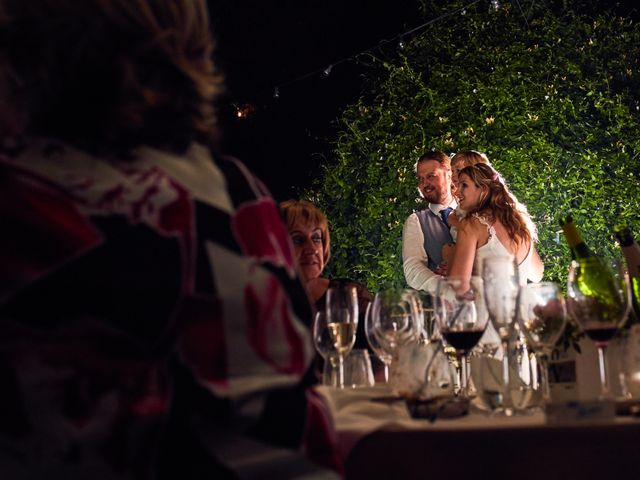 La boda de José Ignacio y Elena en Alfajarin, Zaragoza 46