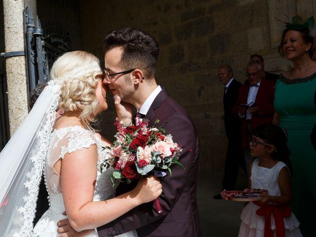 La boda de Eduardo y María  en Zamora, Zamora 9