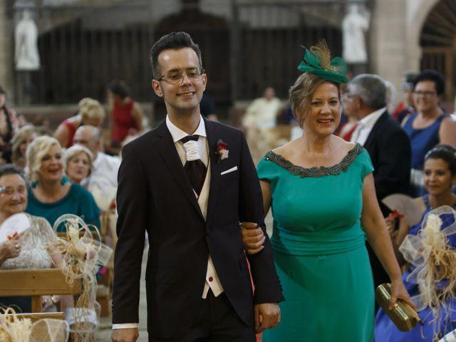 La boda de Eduardo y María  en Zamora, Zamora 10