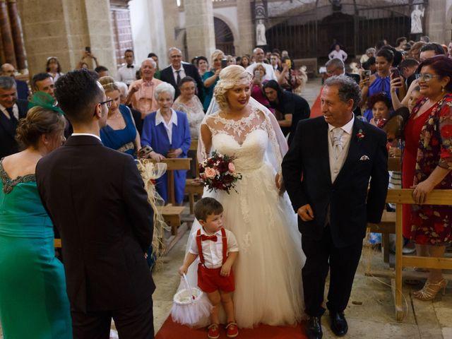 La boda de Eduardo y María  en Zamora, Zamora 11