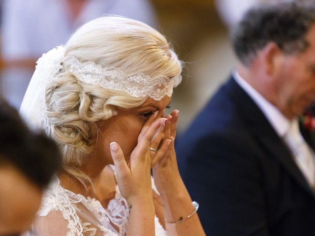 La boda de Eduardo y María  en Zamora, Zamora 13