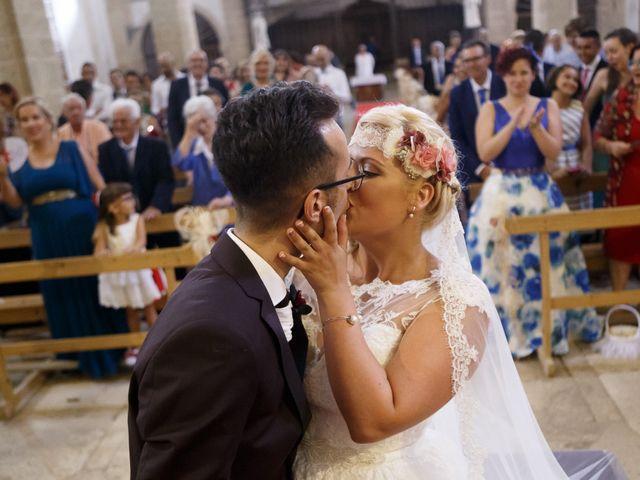 La boda de Eduardo y María  en Zamora, Zamora 14