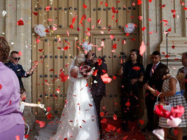 La boda de Eduardo y María  en Zamora, Zamora 15