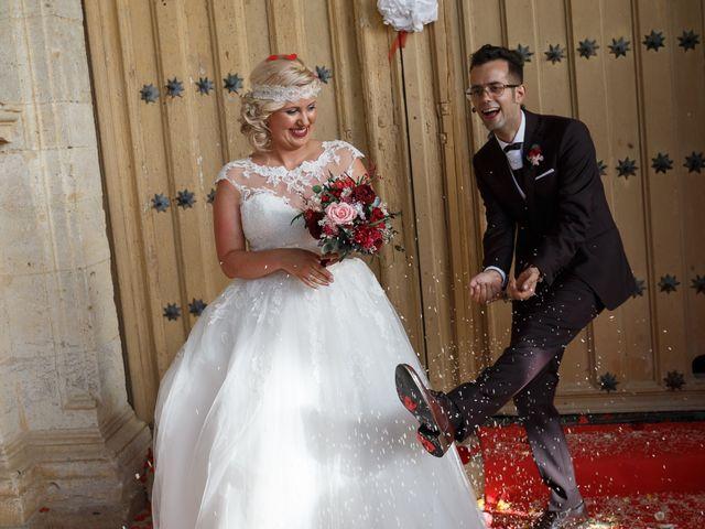 La boda de Eduardo y María  en Zamora, Zamora 16