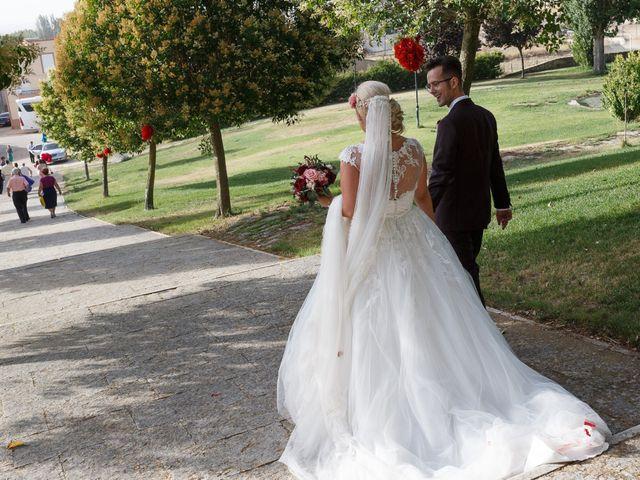 La boda de Eduardo y María  en Zamora, Zamora 17