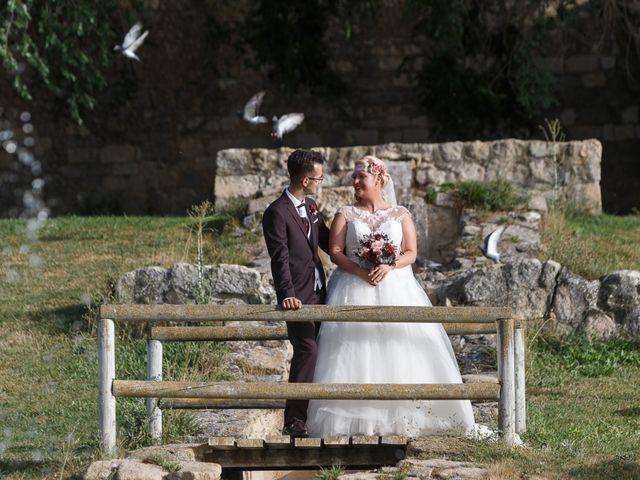 La boda de Eduardo y María  en Zamora, Zamora 18