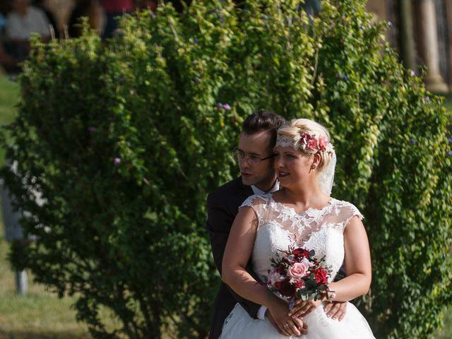 La boda de Eduardo y María  en Zamora, Zamora 20