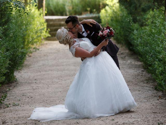 La boda de Eduardo y María  en Zamora, Zamora 25