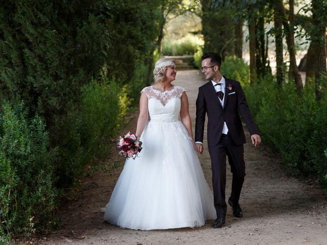 La boda de Eduardo y María  en Zamora, Zamora 1