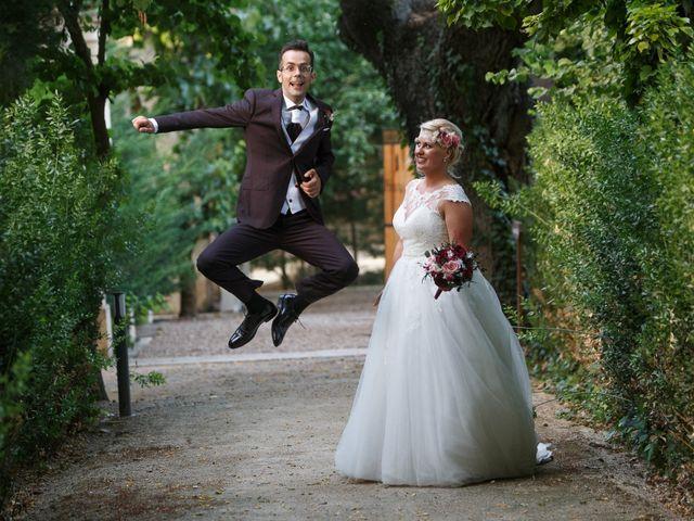 La boda de Eduardo y María  en Zamora, Zamora 2