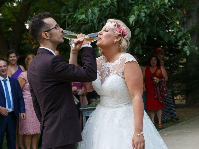 La boda de Eduardo y María  en Zamora, Zamora 27