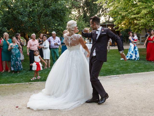 La boda de Eduardo y María  en Zamora, Zamora 29