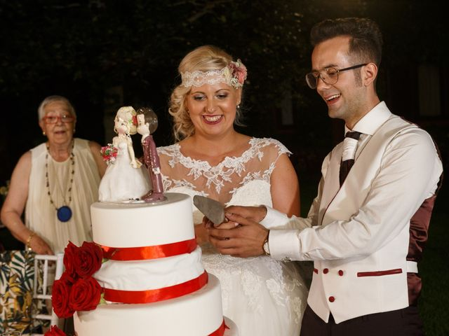 La boda de Eduardo y María  en Zamora, Zamora 33