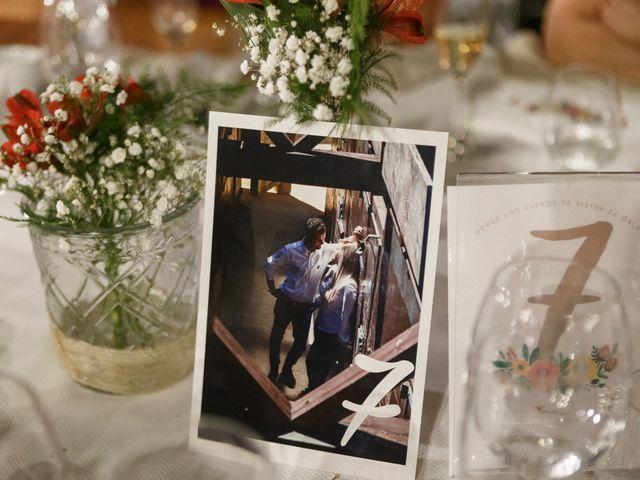 La boda de Eduardo y María  en Zamora, Zamora 36
