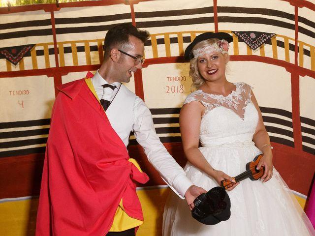 La boda de Eduardo y María  en Zamora, Zamora 44