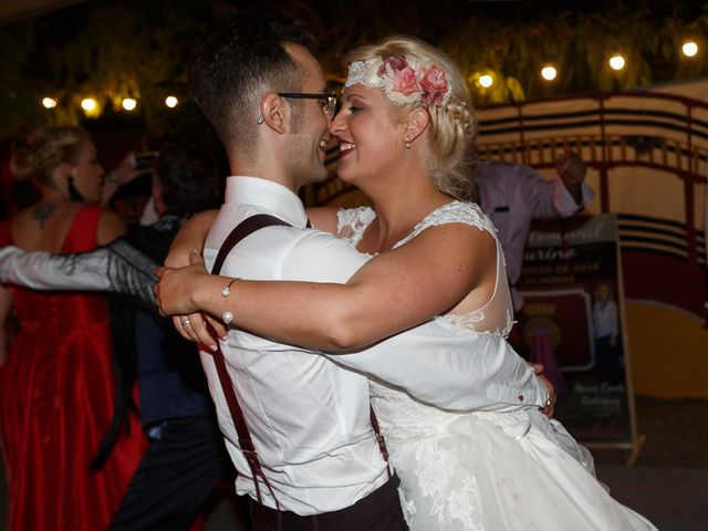 La boda de Eduardo y María  en Zamora, Zamora 45
