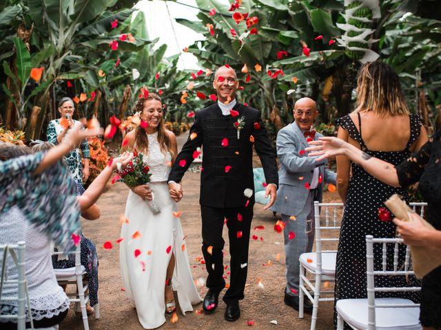 La boda de Laura y Barna