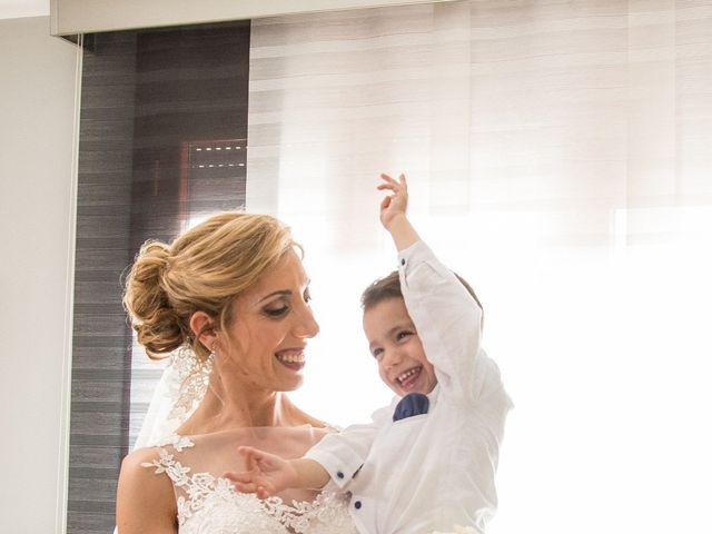 La boda de Álvaro y Raquel en Madrid, Madrid 16