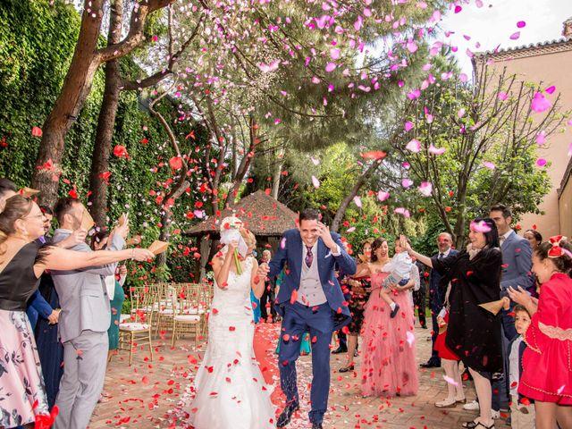 La boda de Álvaro y Raquel en Madrid, Madrid 32