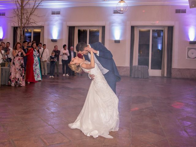 La boda de Álvaro y Raquel en Madrid, Madrid 44