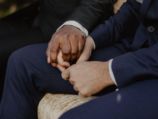 La boda de Alejandro y Iran en Badajoz, Badajoz 16