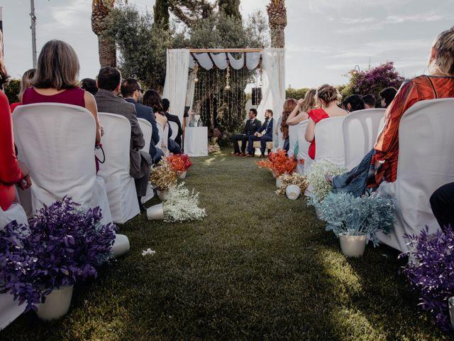La boda de Alejandro y Iran en Badajoz, Badajoz 17