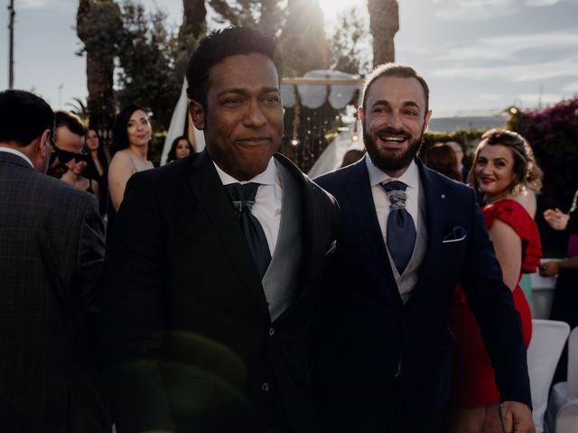 La boda de Alejandro y Iran en Badajoz, Badajoz 23
