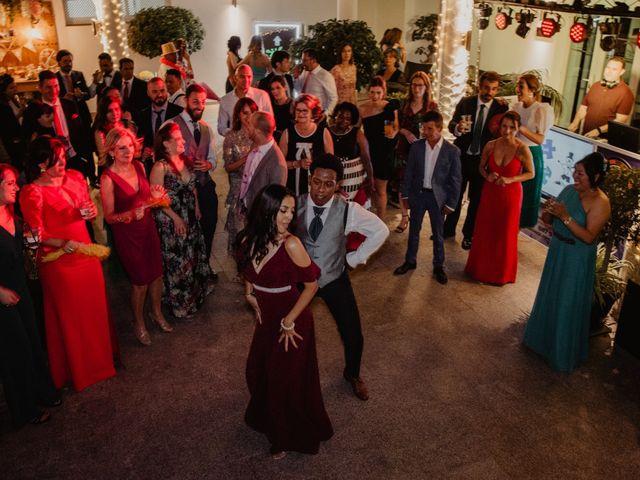 La boda de Alejandro y Iran en Badajoz, Badajoz 34