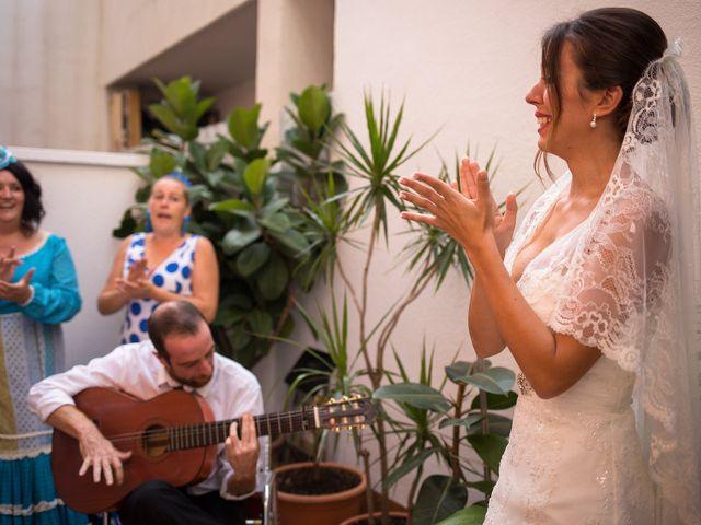 La boda de Ramón y Rebeca en Vallirana, Barcelona 15