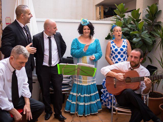 La boda de Ramón y Rebeca en Vallirana, Barcelona 16