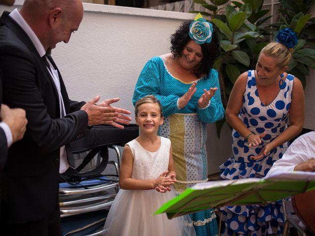 La boda de Ramón y Rebeca en Vallirana, Barcelona 17