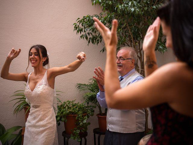 La boda de Ramón y Rebeca en Vallirana, Barcelona 18