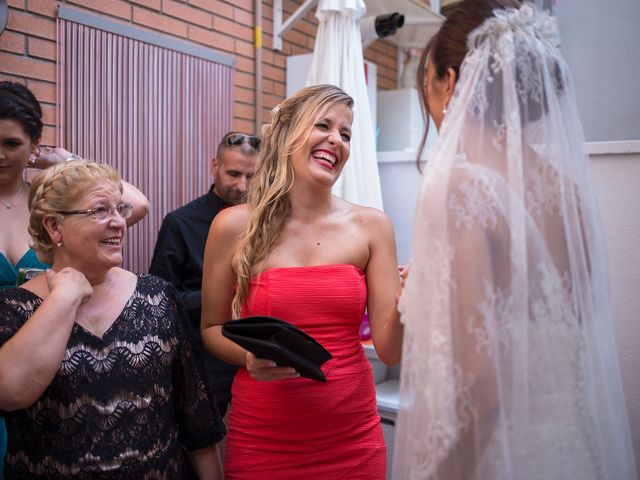 La boda de Ramón y Rebeca en Vallirana, Barcelona 19