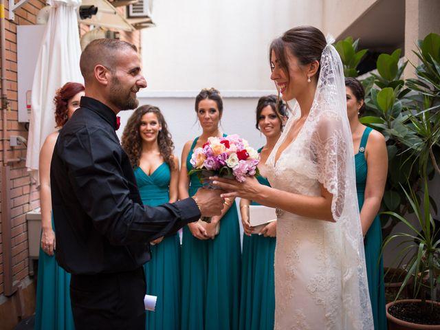 La boda de Ramón y Rebeca en Vallirana, Barcelona 20