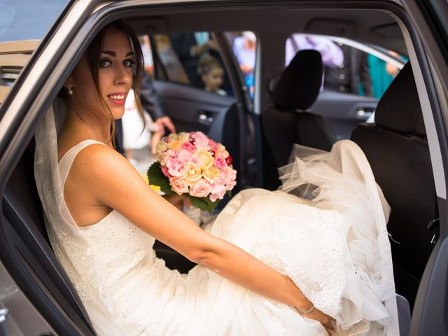 La boda de Ramón y Rebeca en Vallirana, Barcelona 22