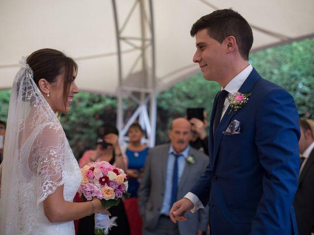 La boda de Ramón y Rebeca en Vallirana, Barcelona 1