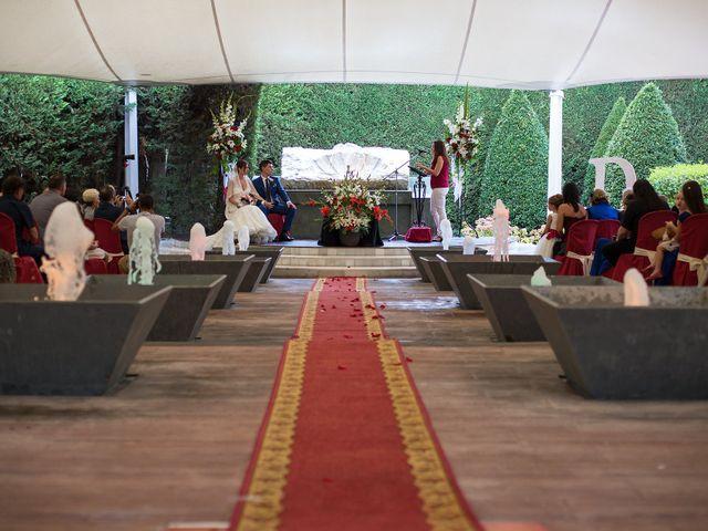 La boda de Ramón y Rebeca en Vallirana, Barcelona 33