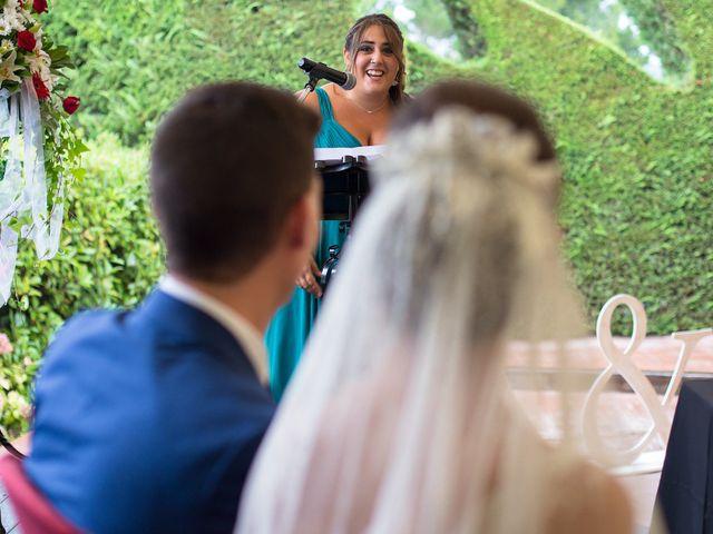 La boda de Ramón y Rebeca en Vallirana, Barcelona 34