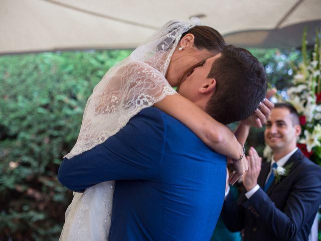 La boda de Ramón y Rebeca en Vallirana, Barcelona 38
