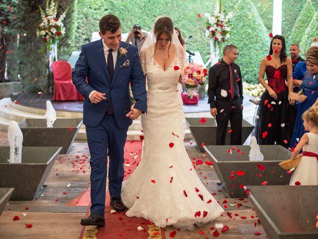 La boda de Ramón y Rebeca en Vallirana, Barcelona 2