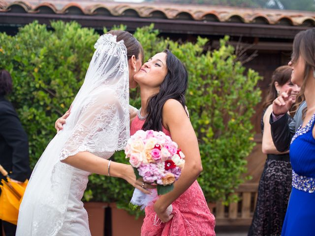 La boda de Ramón y Rebeca en Vallirana, Barcelona 40
