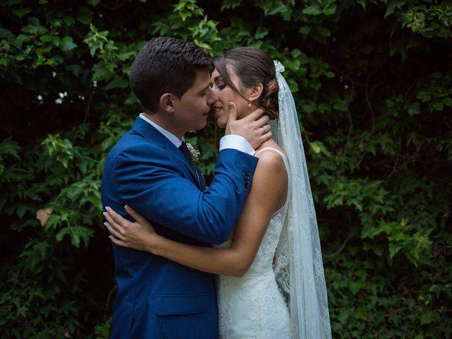 La boda de Rebeca y Ramón