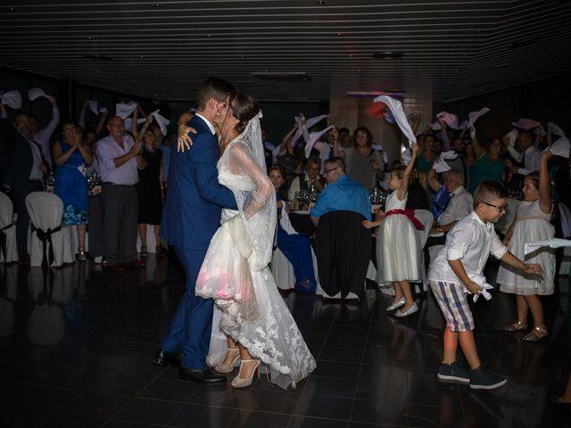 La boda de Ramón y Rebeca en Vallirana, Barcelona 50