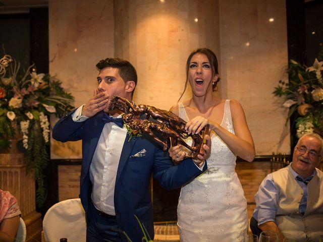 La boda de Ramón y Rebeca en Vallirana, Barcelona 64
