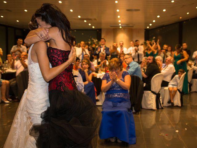 La boda de Ramón y Rebeca en Vallirana, Barcelona 74