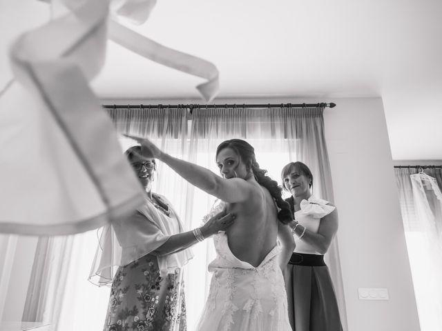 La boda de Edgar y Elena en Alacant/alicante, Alicante 17