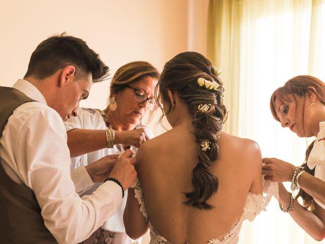 La boda de Edgar y Elena en Alacant/alicante, Alicante 18