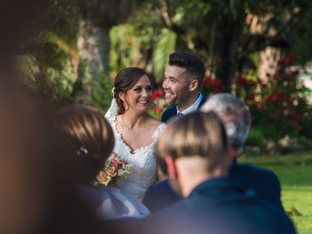 La boda de Edgar y Elena en Alacant/alicante, Alicante 28