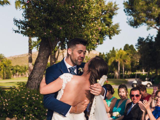 La boda de Edgar y Elena en Alacant/alicante, Alicante 1